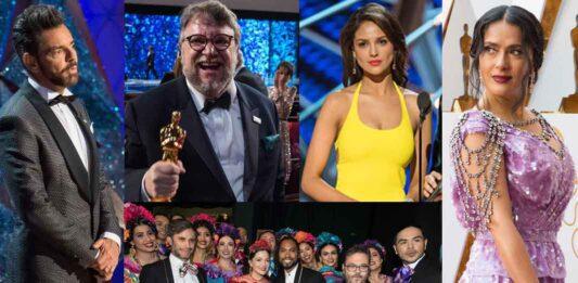 En la 90 entrega del Oscar los mexicanos brillaron