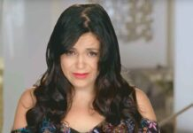 Jacqie lloró cabizbaja y confesó que engañó a su marido