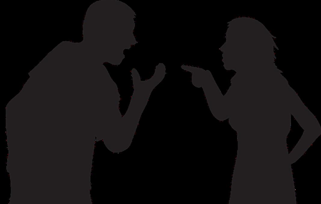 Puedes discrepar y exponer tu criterio y sin entrar en conflicto ni llegar a la violencia