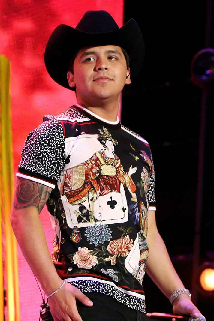 Sebastián Yatra en Premios Billboard 2018