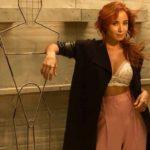 Majida es cantante y dicen que tiene la voz aguardentera como la de La Guzmán