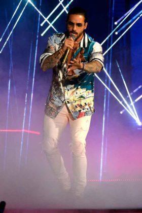 Maluma en los Premios Billboard 2018