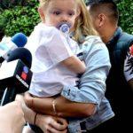 Pobrecito Matías, conoce más a los reporteros que a su papá
