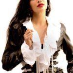 Maya publicó esta foto en su Instagram caracterizada como la Reina del Tex-Mex ¡y luce igualita!