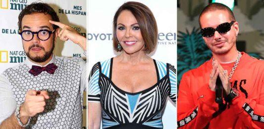 María Elena Salinas no tiene problema para decir que le gusta el reggaetón y que admira a J Balvin