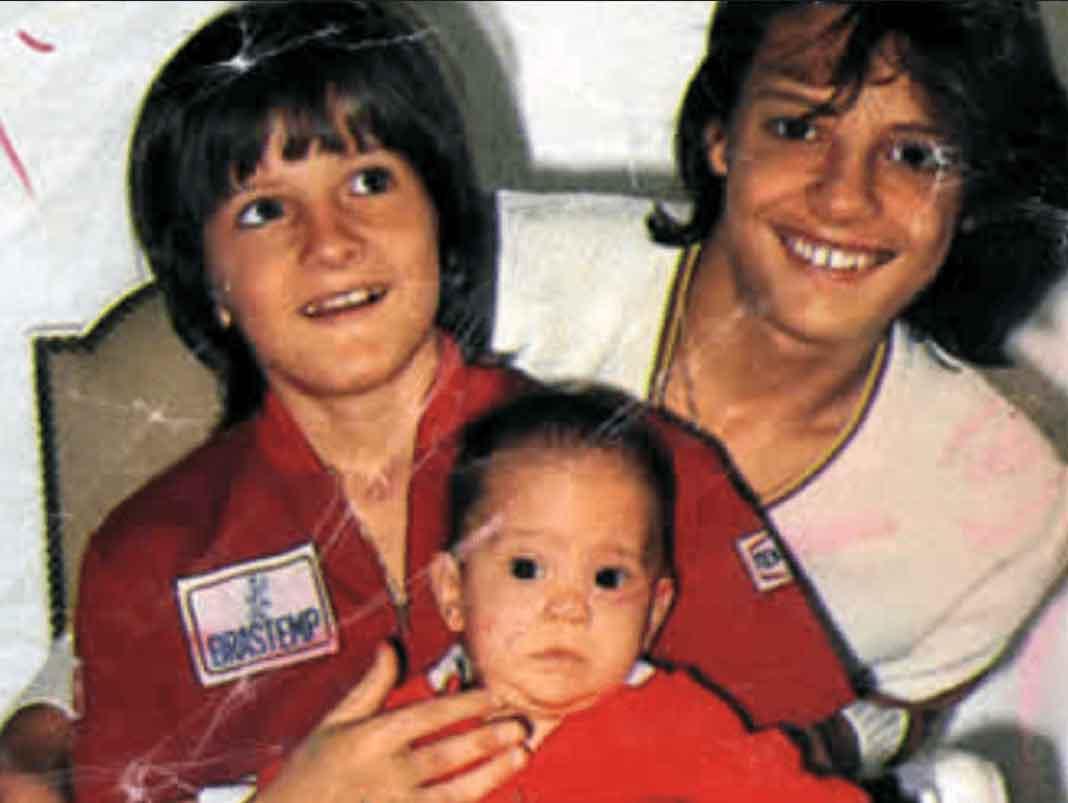 De Icaza no es la única que ha dicho que Sergio no tiene los mismos rasgos de sus hermanos