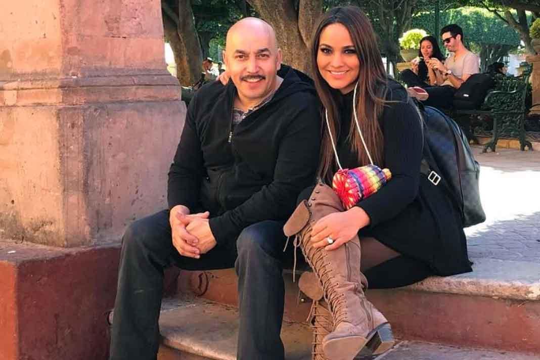 Lupillo y Mayeli duraron 12 años de feliz matrimonio y tuvieron dos hijos