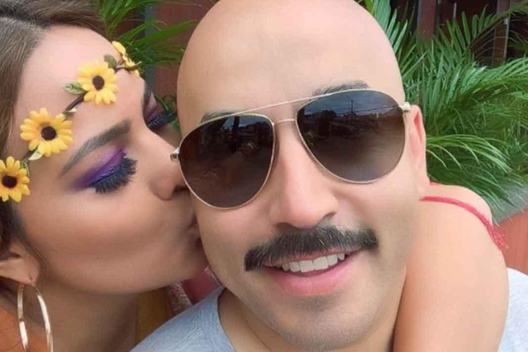 Lupillo y Mayeli terminan así 12 años de relación matrimonial