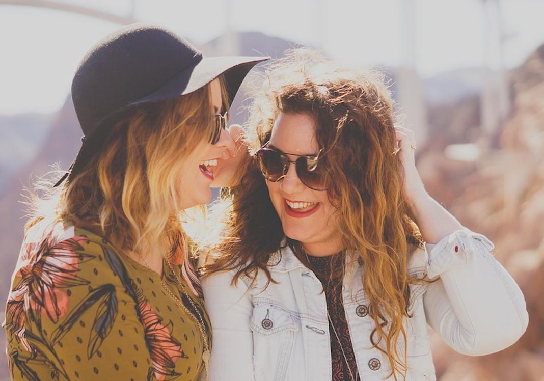 Las amigas son para siempre.
