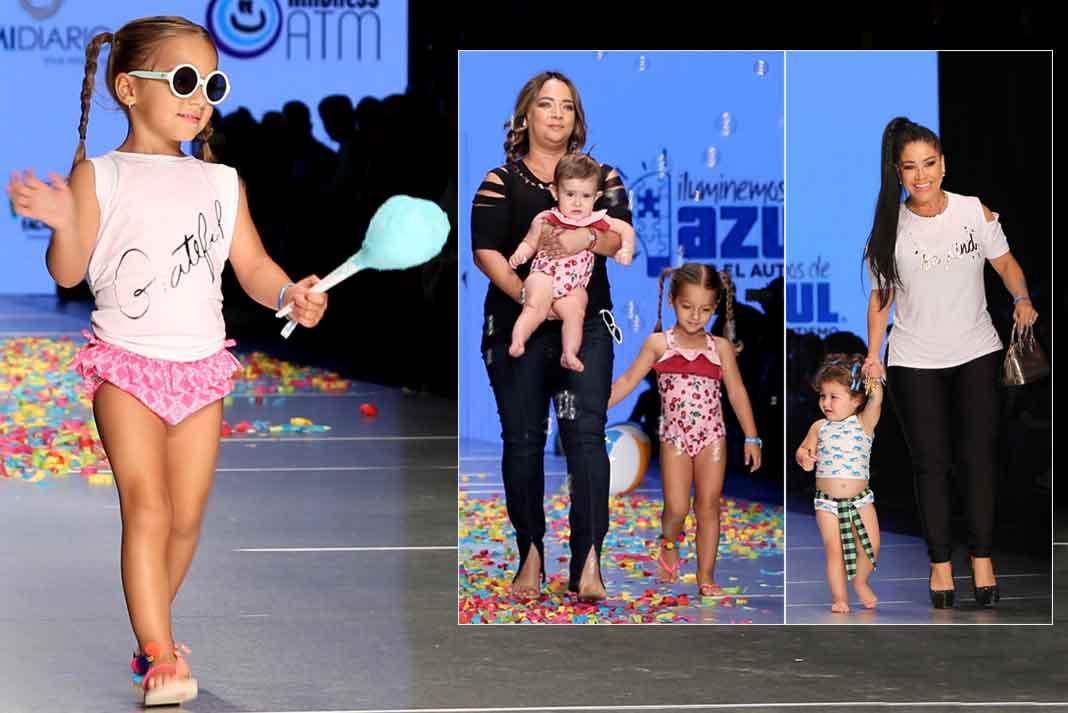 El Miami Fashion Week dedicó un espacio a los hijos de los famosos