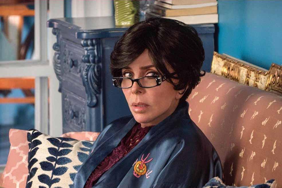 Verónica Castro vuelve al fin a la televisión, esta vez de la mano de Netflix