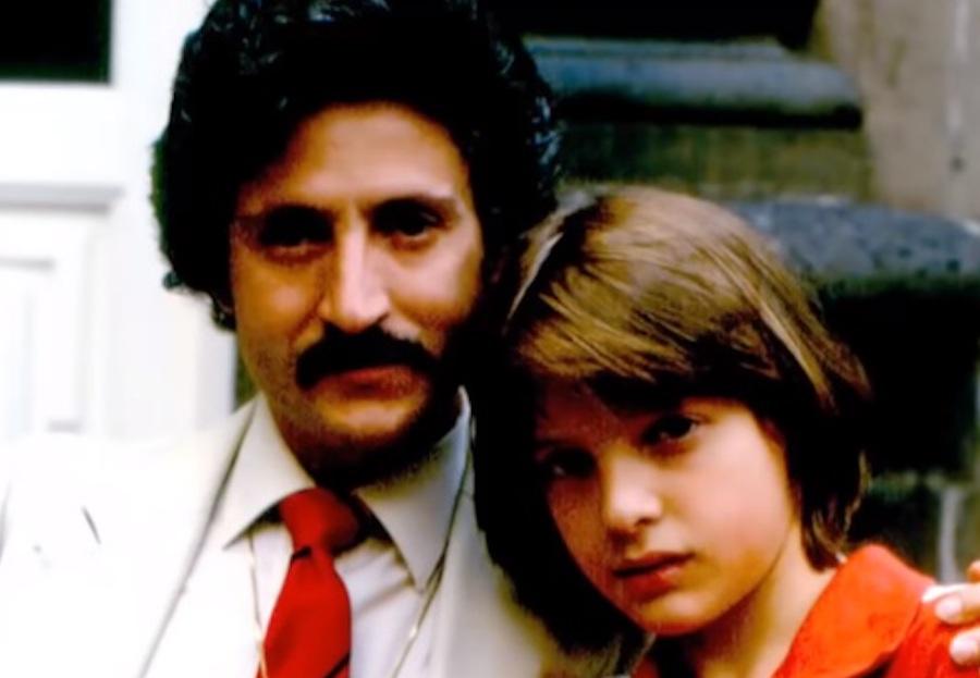 Luisito Rey y Luis Miguel