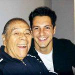 Carlos es nieto del gran intérprete de boleros Lucho Gatica