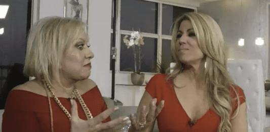 Dra. Nancy Álvarez y María Marín