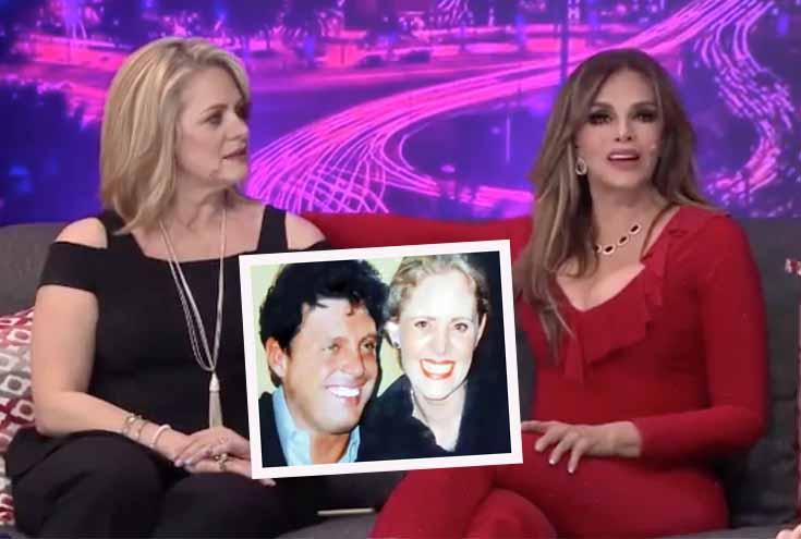 Erika Buenfil y Lucía Méndez hablaron como nunca de sus respectivos romances con Luis Miguel