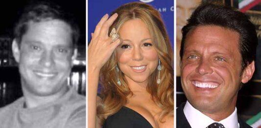 La pelea entre Luis Miguel y Sergio ocurrió en Nueva York, cuando el cantante tuvo su tormentoso romance con Mariah