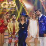 De los 5 amenazados, sólo Verónica Montes (izquierda) o Rosie dejarán la competencia
