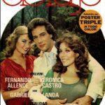 Hizo muchas fotonovelas en México junto a grandes figuras como Verónica Castro