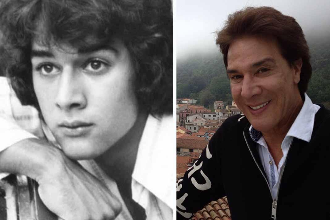 Fernando Allende comenzó desde muy chico, siendo extra en el cine