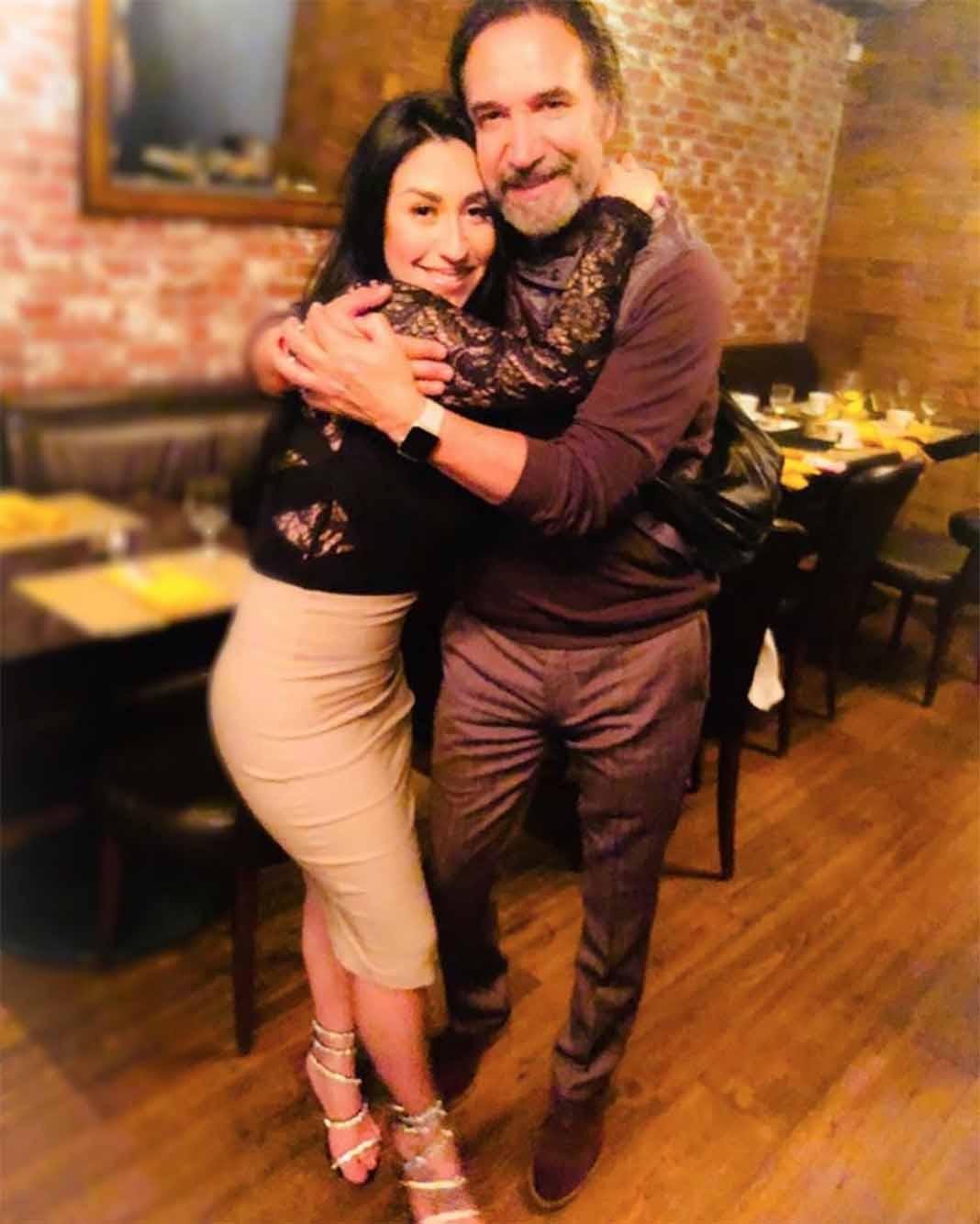 El Buki y su hija Beatriz Adriana llevan una excelente relación