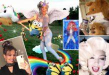 Thalía es bien ocurrente y todos los días sorprende a sus más de 10 millones de seguidores en Instagram