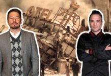 La cinta de Kuno Becker sobre el terremoto del 85 recibió malos comentarios