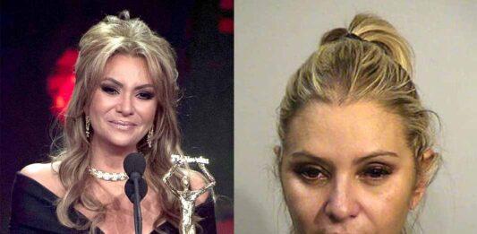 Irónicamente, acaba de ganar el premio a la mejor villana por la telenovela