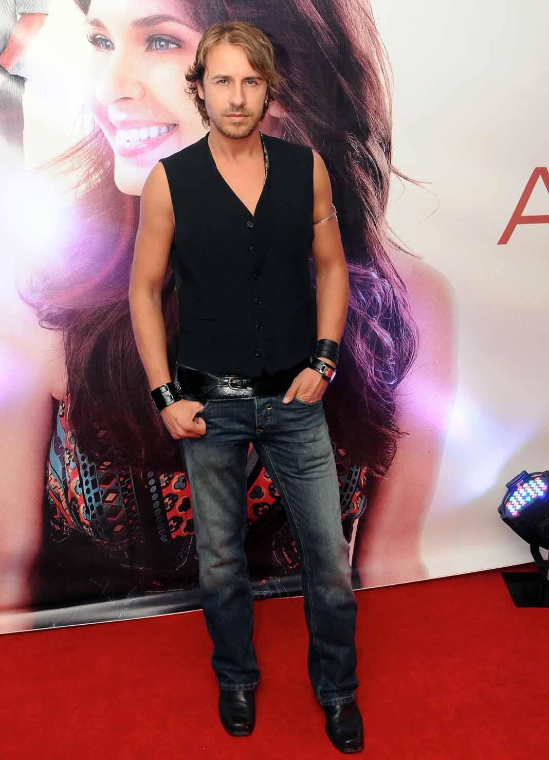 Gascón es un actor español que ha participado en novelas de Telemundo y Televisa