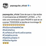 Lo que posteó Pepe Aguilar en broma