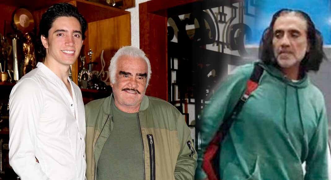 Don Vicente por un lado está muy contento con su nieto, pero no con su hijo