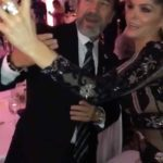 Un selfie cantador con Marco Antonio Solís y Ana Bárbara, a dueto
