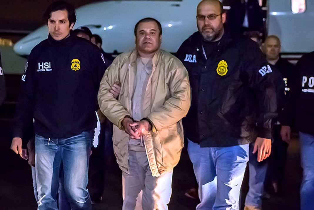 En una semana comienza el juicio de Guzmán Loera, a quien le acaban de retirar 6 cargos