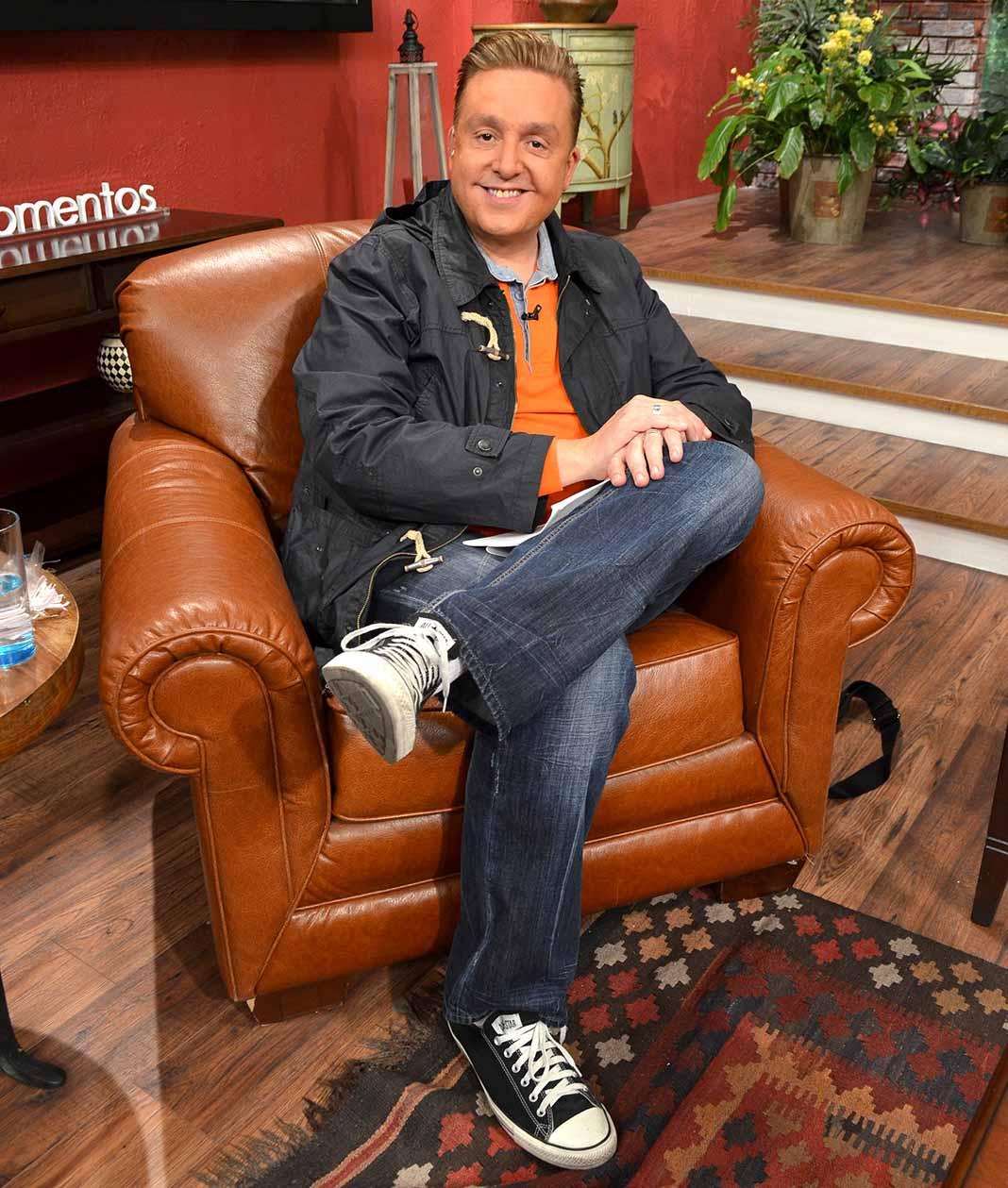Daniel Bisogno se soltó maldiciendo a Pedrito, pero de puro dolor