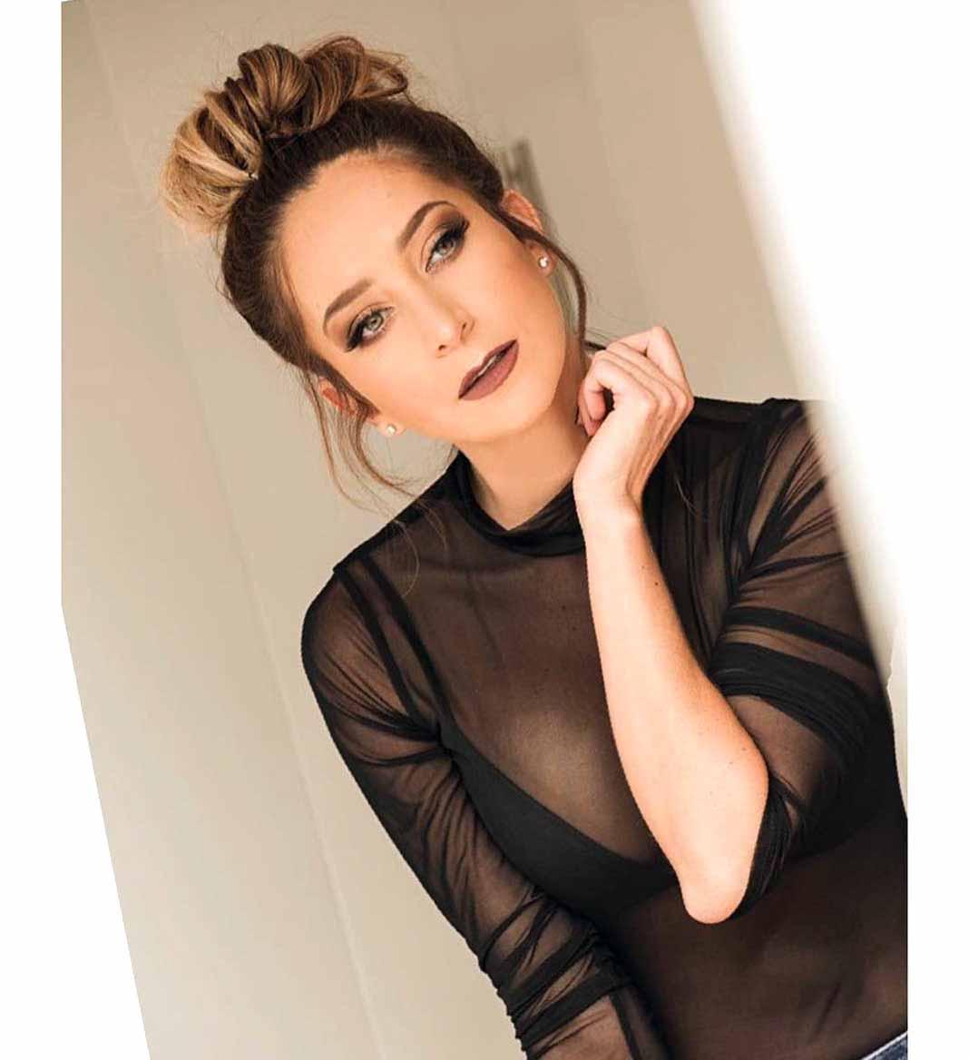 Geraldine anunció hace apenas tres semanas que oficializó su divorcio con Gabriel Soto