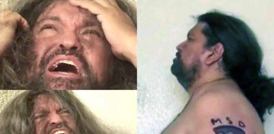 Este video de Sergio Andrade data de 2011, pero ahora es que comenzó a circular