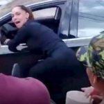 Sharis Cid gritaba desesperada que llamaran a una ambulancia para socorrer a su pareja