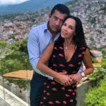 La pareja acababa de cumplir 5 años de noviazgo