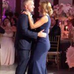 """Lili bailó con Juan el tema """"Amigo"""", de Roberto Carlos"""