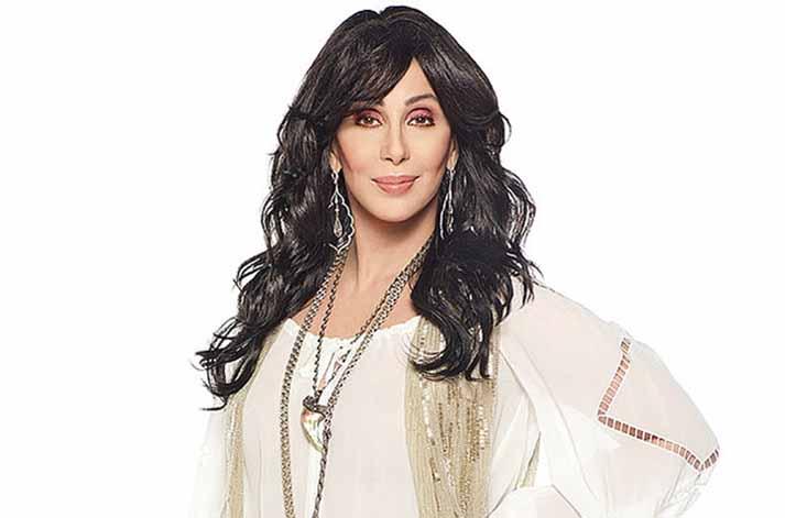 Cher fue otra de las afectadas que desconocía si su hogar había sido alcanzado por el fuego