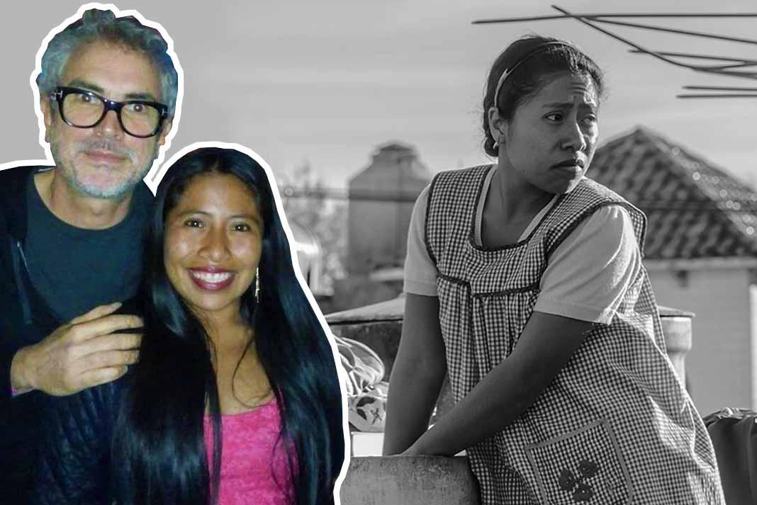 Alfonso Cuarón tuvo muy buen ojo al elegirla