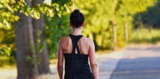 Ejercicios para cuando caminas y que puedas quemar más calorías