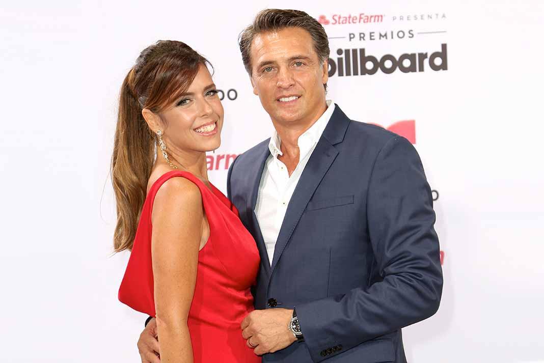Juan Soler y Maki eran una de las parejas más estables del mundo del espectáculo