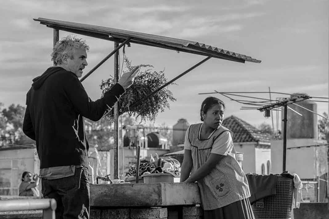 La joven originaria de Oaxaca nunca había actuado en su vida