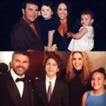 José Manuel y Lucero llevan los mismos nombres de sus famosos padres