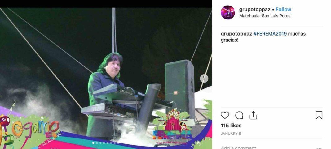 La última fotografía que publicó el grupo en su cuenta de Instagram