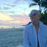 La actriz, después de superar el cáncer, tiene un motivo más para agradecer a la vida
