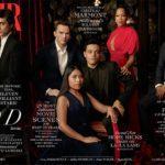 """Yalitza aparece junto a otras 10 """"estrellas brillantes"""" en la triple portada de Vanity Fair"""