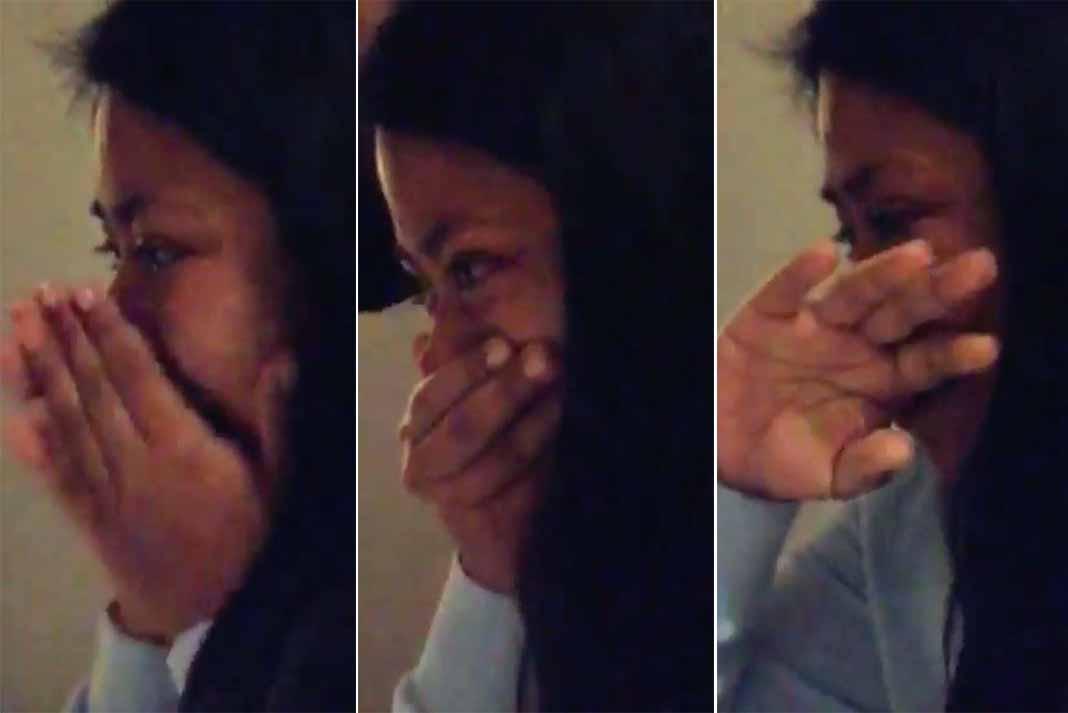:a reacción de Yalitza al oír su nominación al Oscar fue conmovedora