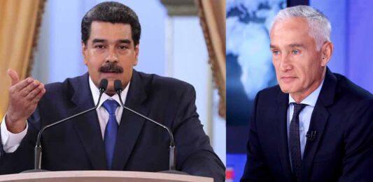 Univision dio a conocer que Jorge Ramos está retenido por Nicolás Maduro en el Palacio de Miraflores