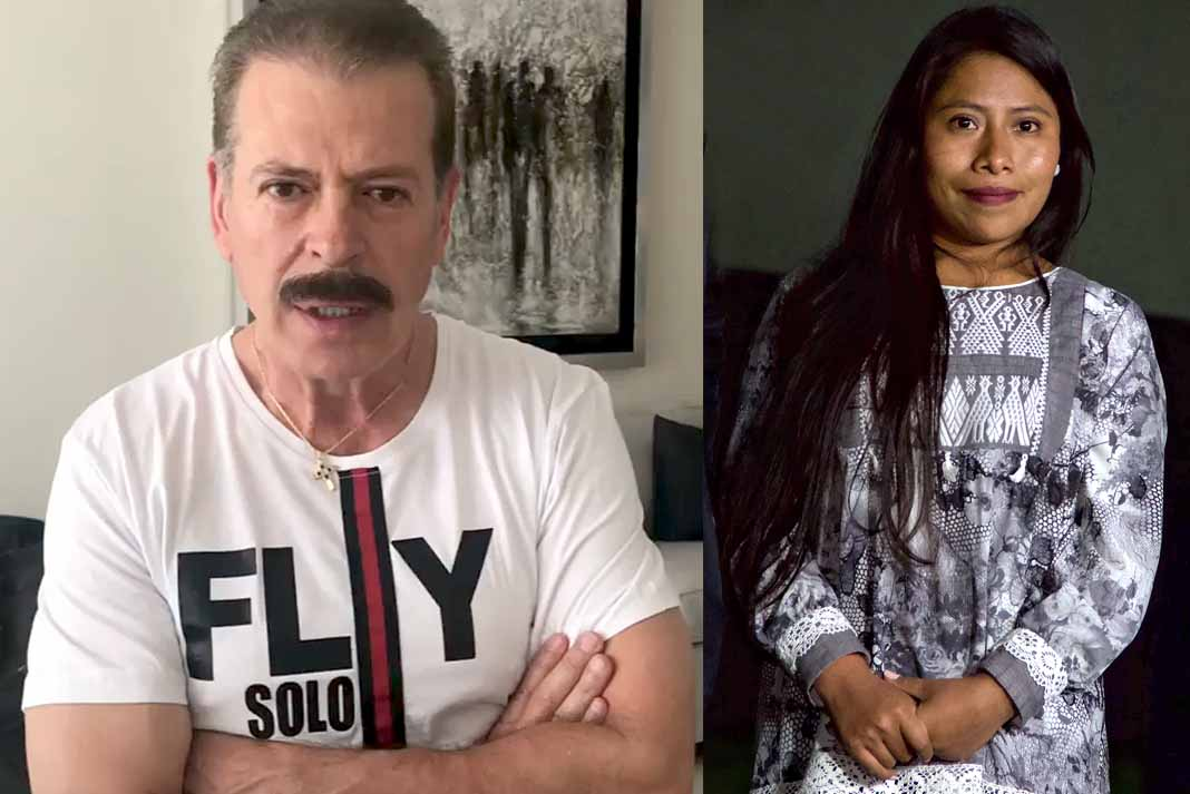 Sergio Goyri publicó un mensaje para Alfonso Cuarón y Yalitza Aparicio, a unas horas de los Oscares